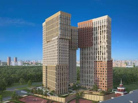 Старт продаж ЖК «КутузовGrad»! Бизнес-класс рядом с парком за 4,7 млн